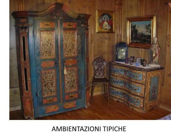 Armadio Antico Usato : Mobili antichi tirolesi u2013 mobili dipinti u2013 mobili rustici